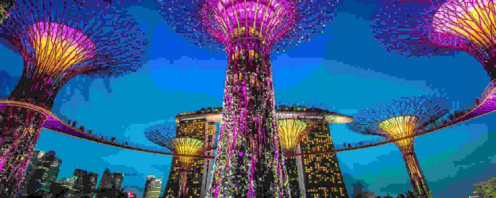 Kuala Lumpur - Singapore 6 Days Holiday or Honeymoon Packages