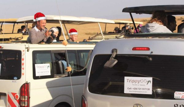 Bush Safari Christmas & New Year Packages | 3 Days & 2 Nights Offer
