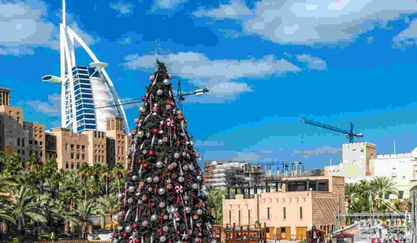 5 Days Dubai Christmas Holiday Package