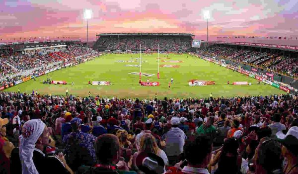 Dubai Rugby 7s 5 Days Package