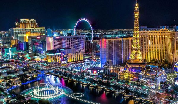 USA holiday deals | Las Vegas city break